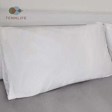 TENNLIFE  美式枕套潔護套(2入) (廠送)